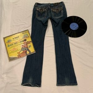 Miss me bedazzled Modelo jeans